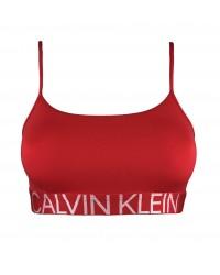 CALVIN KLEIN - Statement 1981 červená podprsenka1