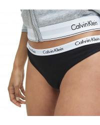 CALVIN KLEIN - carousel čierne nohavičky