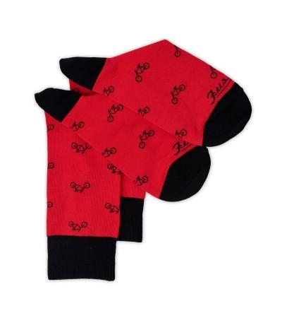 Fusakle - Cyklista červený