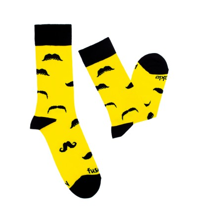 Fusakle - Fúzač žltý