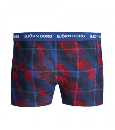 BJÖRN BORG - Peacoat modré boxerky