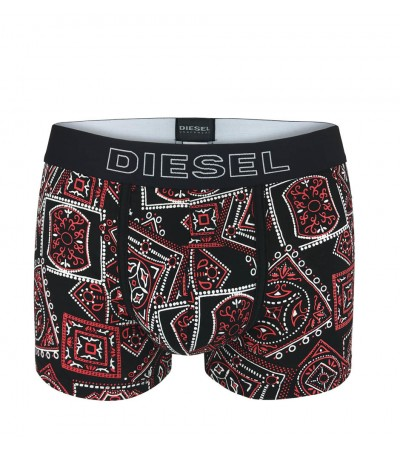 DIESEL - 3PACK Folk red boxerky