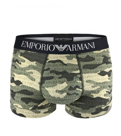 Emporio Armani camou army green boxerky 1