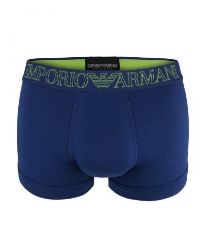Emporio Armani bluette boxerky 1