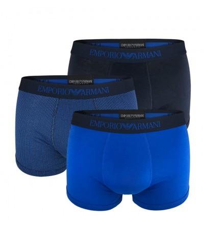 Emporio Armani marine print boxerky 1