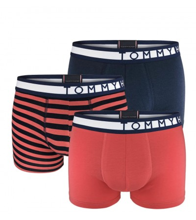 TOMMY HILFIGER - 3PACK Premium inverted stripe boxerky 1