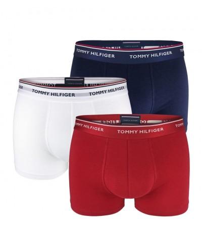TOMMY HILFIGER - 3PACK premium essentials tricolor farebné boxerky 1