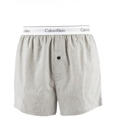 CALVIN KLEIN - 2PACK fashion gray slim fit trenky 1