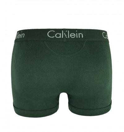 CALVIN KLEIN - Body cotton zelené boxerky