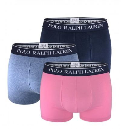 Polo Ralph Lauren fashion pink boxerky 1
