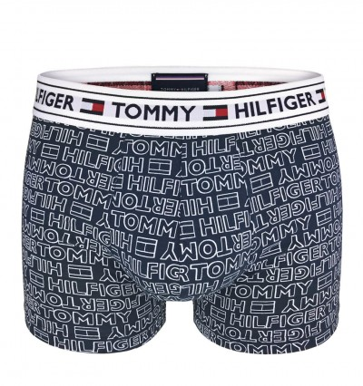 TOMMY HILFIGER - Tommy Authentic cotton print boxerky